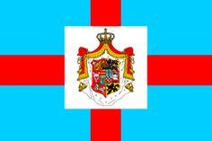 [State Flag until 1918 (Oldenburg, Germany)]