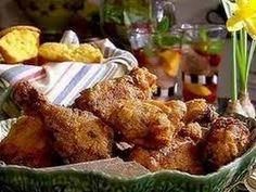 El pollo frito a la cubana, cocina criolla