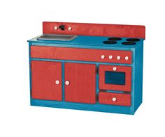 KITCHEN SINK STOVE & OVEN Amish Handmade Play Furniture ~ CANDY SHOP SERIES
