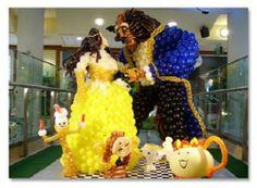 Top 40 des oeuvres d'art en ballons, pour changer du traditionnel petit chien