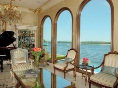 WEB LUXO - Imóveis de luxo: Mansão no Texas fica as margens do lago Austin