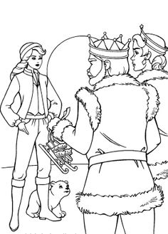 Barbie Dancing Coloring Pages  Barbie Coloring Pages