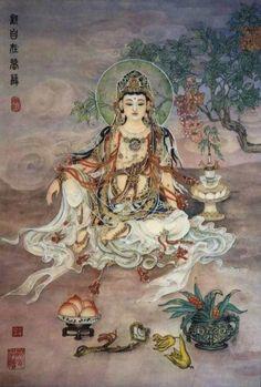 Es la Diosa China de la compasión universal. Es el equivalente chino de Avalokitesvara. En Japón se denominó Kannon. Kuan Yin es la...