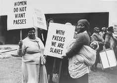 On the of August 1956 over South African women marched to the Union Buildings against the Urban Areas act. African Literature, African History, Women In History, World History, Black History, History Icon, History Essay, African Culture, Women's Day South Africa