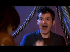 """I may have pinned this before, but this video is too cute to miss. """"Eccleston was a tiger and Tennant was, well, Tigger. Smith [is] an uncoordinated housecat who pretends that he meant to do that after falling off a piece of furniture.""""   - Lynne M. Thomas #doctorwho"""