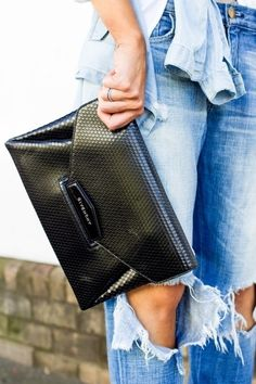 givenchy + distressed