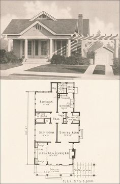 Plan No. 3008  From Southern Pine Homes