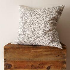 ant organic pillow, nature inspired design, design squish blog