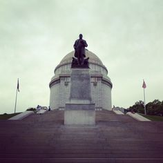 McKinley Monument - Monument Park, Canton, OH