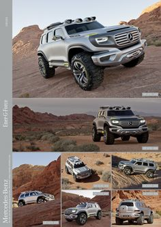 Ener-G-Force – off-road for tomorrow