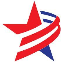 Veteran Logo, Hair Designs For Boys, Eagle Vector, Border Embroidery Designs, Campaign Logo, Star Tattoos, Creative Logo, Logo Design Inspiration, String Art