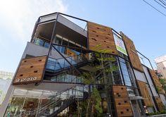 「キュープラザ二子玉川」4/28に開業…モンベルやクライミングジムなど4店舗が出店