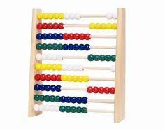 Come hai imparato a contare? Io con un #pallottoliere in legno come questo!  http://www.farefaro.it/giocattoli-in-legno/giochi-di-abilita/pallottoliere.html