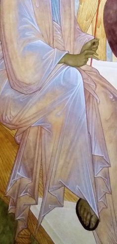 The Holy Trinity. Orthodox Icons, Picture Icon, Portrait Drawing, Symbolic Art, Byzantine Art, Writing Icon, Christian Art, Art Icon, Sacred Art
