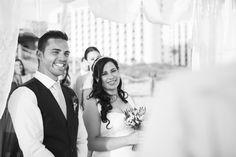 Wedding photography {boda íntima en la playa de Son Bou, Menorca}
