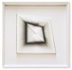 Alberto Biasi - Distorsione - 1976 - coll. Archivio Biasi