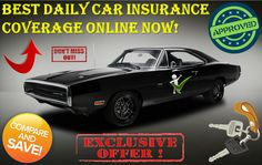 Daily Car Insurance Cover