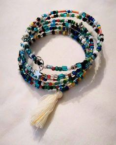 Boho style bracelet/5 strands /ready to ship/ free shipping Strands, Boho Style, Boho Fashion, Glass Beads, Beaded Bracelets, Free Shipping, Hot, Silver, Jewelry