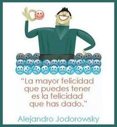 Alejandro Jodorowsky.