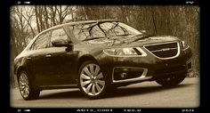 2011 Saab 9-5ng Aero XWD TTiD4 Luxury Sport Sedan