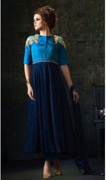 Aqua Blue Color Georgette Anarkali Style Churidar Kameez | FH539081143 >Follow @heenastyle < #style #fashion #shopnow #buynow #shopping #onlineshop #onlinestore #onlineshopping #sell #sellnow #indian #gujarati #rajasthan #vadodara #indianfashion #indianstyle #valentinesday #longdress #heenastylesalwarkameez #heenastyle #heenastylesarees, #heenastylesalwarkameez, #heenastylekurtis, #heenastylelehengacholi, #heenastylekidscloth, #heenastylejewellry, #heenastyleshopping, #heenastylesale