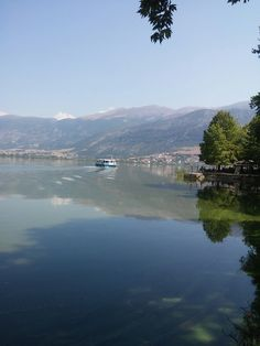 ioannina-grecce My love moulis jim My love mou Corfu Island, Autumn Walks, Go Hiking, Greece Travel, Santorini, National Parks, Castle, River, Adventure