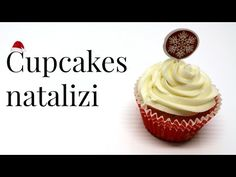 Spumante (italian sparkling wine) cupcake video recipe by ItalianCakes. English subtitles available.