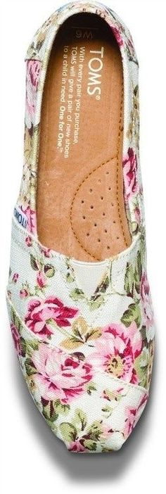 Toms Shoes OUTLET...$18.95