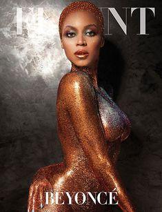 Beyoncé For Flaunt, July 2013