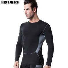 Fitness Running T-shirt Men Shirt T shirt Men Running Shirt Men Rashgard Compression Football Jersey Bodybuilding Simple T shirt