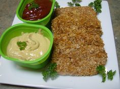 images of spam dishes recipes | Panko Breaded Spam Slices Recipe | Just A Pinch Recipes