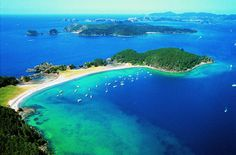 Bay of Island/New Zealand/north island