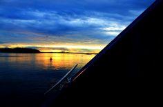 sunset [strangford]
