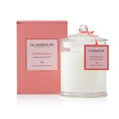 GLASSHOUSE ESPERANCE CANDLE