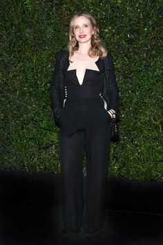 Chanel and Charles Finch Pre-Oscar Dinner Julie Delpy in Chanel