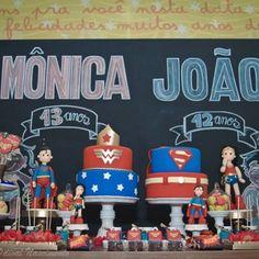 decoracao-festa-infantil-super-homem-mulher-maravilha-008