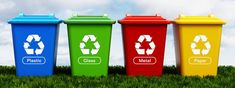 Dark Green bin is used for organic waste. Waste management recycling service providers are very careful about this particular type of waste because they can be recycled and reused. Waste Management Recycling, Waste Management Services, Moving Services, Hauling Services, Types Of Waste, Green Bin