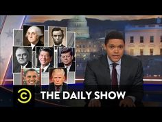 The Daily Show - The 2016 Election Wrap-Up - YouTube