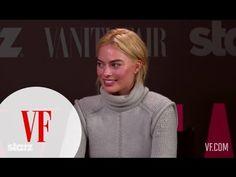 Vanity Fair: Margot Robbie Has Not Seen Those Pictures of Leo's Big Beard