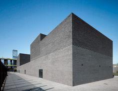 Wienerberger Brick Award 2012 - Primary Substation 2012 London Olympics ROBIN LEE ARCHITECTURE