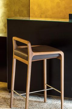 Fuji #Stool from @cizetasedie #design by Paolo Martinig @products4people