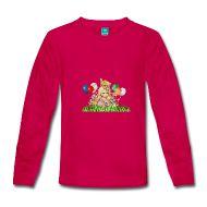 Koszulki z długimi rękawami ~ Koszulka dziecięca premium z długim rękawem ~ Numer produktu 27017931