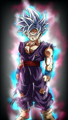 Watch anime online in English. San Gohan, Ssj2, Super Goku, Foto Do Goku, Dragon Super, Kid Goku, Dragon Ball Image, Dbz Characters, Fanart