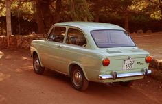 El primer coche de papá: SEAT 850 Normal de 1966