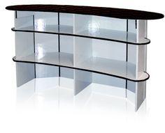 Re-Board Temporary Counter Decor, Exhibition Stand, Home, Counter, Boards, Shelving, Home Decor