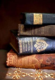 Old Books by echkbet