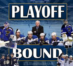 Congrats to the St. Louis Blues on winning the 2012 NHL Central Division Championship!