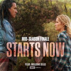 'Fear The Walking Dead': Midseason 3 Premiere 9.10.17