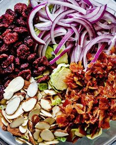 This Thai Crunch Salad is full of fresh herbs, shredded cabbage, crunchy bell peppers, and all come together with a creamy peanut dressing. Shredded Brussel Sprout Salad, Sprouts Salad, Brussels Sprouts, Thai Crunch Salad, Paleo Dairy, Dairy Free, Gluten Free, Good Roasts, Sweet Potato Recipes