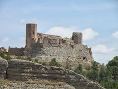 Castillos Españoles: CASTILLO DE AYUB - CALATAYUD - ZARAGOZA